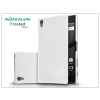 Nillkin Sony Xperia Z5 Premium (E6853) hátlap képernyővédő fóliával - Nillkin Frosted Shield - fehér