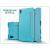 Nillkin Sony Xperia Z5 Premium (E6853) oldalra nyíló flipes tok - Nillkin Sparkle - kék