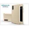 Nillkin Sparkle flip tok Huawei P20 arany
