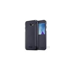 Nillkin Sparkle flip tok Samsung A520 Galaxy A5 (2017), fekete tok és táska