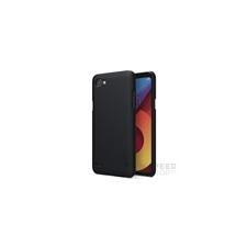 Nillkin Super Frosted hátlap tok LG Q6, fekete + ajándék kijelzővédő fólia tok és táska