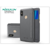 Nillkin Xiaomi Mi A2 oldalra nyíló flipes tok - Nillkin Sparkle - fekete