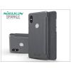 Nillkin Xiaomi Mi Mix 2S oldalra nyíló flipes tok - Nillkin Sparkle - fekete