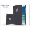 Nillkin Xiaomi Redmi Note 4 MTK (kínai verzió) hátlap képernyővédő fóliával - Nillkin Frosted Shield - fekete - MTK kínai kiadás