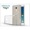 Nillkin Xiaomi Redmi Note 4 MTK szilikon hátlap - Nillkin Nature - szürke