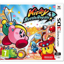 Nintendo 3DS Kirby Battle Royale videójáték