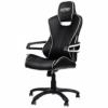 Nitro Concepts Nitro Concepts E200 Race Gaming szék - fekete/fehér /NC-E200R-BW/