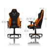 Nitro Concepts S300 Gaming szék - Horizon Orange (NC-S300-BO)