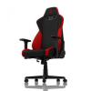 Nitro Concepts S300 Inferno Red - Fekete/Piros Gamer szék (NC-S300-BR)