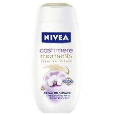 Nivea Cashmere Moments Krémtusfürdő 250 ml női tusfürdők