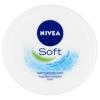 Nivea Soft frissítően hidratáló krém 200 ml