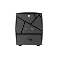 Njoy Szünetmentes  2000VA - Keen 2000 USB (4 Schuko, line-interaktív, USB menedzsment, RJ11/45 vonalvédelem, fekete) szünetmentes áramforrás