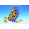 Nobby Kutyajáték gumiból vegyes állatok 11-13cm (majom,oroszlán,malac,kacsacsőrű)