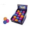 Nobby kutyajáték gumilabda tömör színes 7,5cm