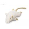 Nobby kutyajáték plüss egér fehér 19 cm