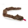 Nobby kutyajáték plüss kígyó barna 85 cm sípolós