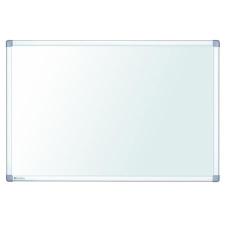 NOBO Fehértábla, NanoClean™ felülettel 90x120 cm, alumínium keret, NOBO felírótábla