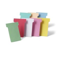 NOBO T-kártya tervezõtáblához, 2-es méret, NOBO, zöld bútor