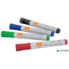 NOBO Üvegtábla marker, NOBO, 4 különböző szín