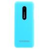Nokia 206 Dual Sim akkufedél kék*