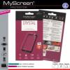 Nokia 230, Kijelzővédő fólia, MyScreen Protector, Clear Prémium, 1 db / csomag
