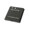 Nokia 3250, 6151 mobil telefon akku 1100mAh utángyártott