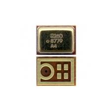 Nokia 3600s,  3710,  3720,  6600s,  C3-01,  C7-00,  7510,  7610sn,  N85,  6700s mikrofon mobiltelefon előlap