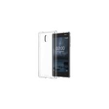 Nokia 3 gyári hybrid hátlap tok, átlátszó, CC-705 tok és táska