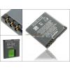Nokia 5700/7390/8600lun/6110nav gyári akkumulátor - Li-Polymer 900 mAh - BP-5M (csomagolás nélküli)