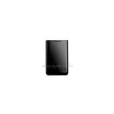 Nokia 6300 akkufedél fekete* mobiltelefon kellék