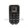 Nokia 6555 billentyűzet fekete (swap)