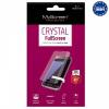 Nokia 6 (2018) / 6.1 (2018), Kijelzővédő fólia (az íves részre is!), MyScreen Protector, Clear Prémium