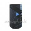Nokia 7070 előlap fekete-kék (swap)