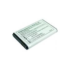 Nokia BL-6C kompatibilis utángyártott akkumulátor (750mAh, Li-ion, N-gage) mobiltelefon akkumulátor