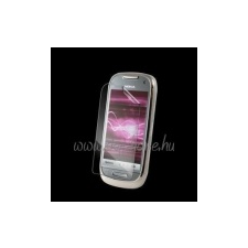 Nokia C7 kijelző védőfólia mobiltelefon előlap