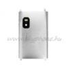 Nokia E7-00 akkufedél ezüst swap*