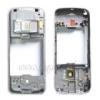 Nokia N79 középső keret hangszórókkal mikrofonnal töltőcsatlakozóval headsetcsatlakozóval vakuval szürke (swap)*