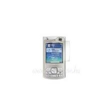 Nokia N80 kijelző védőfólia* mobiltelefon előlap