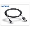 Nokia Nokia gyári micro USB töltő- és adatkábel 120 cm-es vezetékkel - CA-190CD - black (csomagolás nélküli)