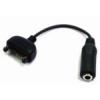 Nokia popport adapter, headset adapter utángyártott*