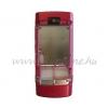 Nokia X3-02 középső keret fehér*