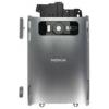 Nokia X7-00 akkufedél ezüst*