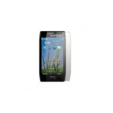 Nokia X7-00 kijelző védőfólia* mobiltelefon előlap