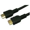 Noname Jelkábel HDMI-HDMI 1,5m aranyozott Am/Am