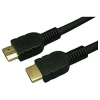 Noname Noname Jelkábel HDMI-HDMI 1.4 3D  3m aranyozott  Am/Am