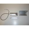 Noname Nyitásérzékelő (FM03), aluminium, felületreszerelt, réstávolság: 50-60mm
