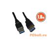 Noname USB 3.0 hosszabbító kábel 1,8m