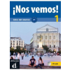 Nos vemos! 1 Libro del alumno + CD audio