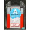 Novus tűzőkapocs A 11,3x0,7mm 8mm 2000db-os szuperkemény
