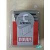 Novus tűzőkapocs C 6,1x1,1mm 23mm 1100db-os